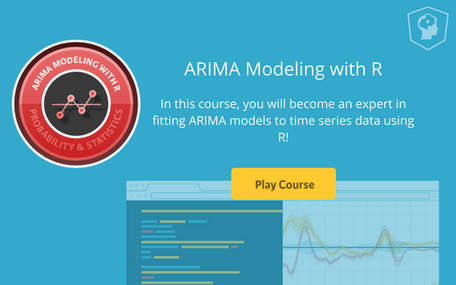 ARIMA Modelling with R