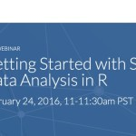 Spatial data analysis in R