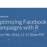 Facebook campaigns with R