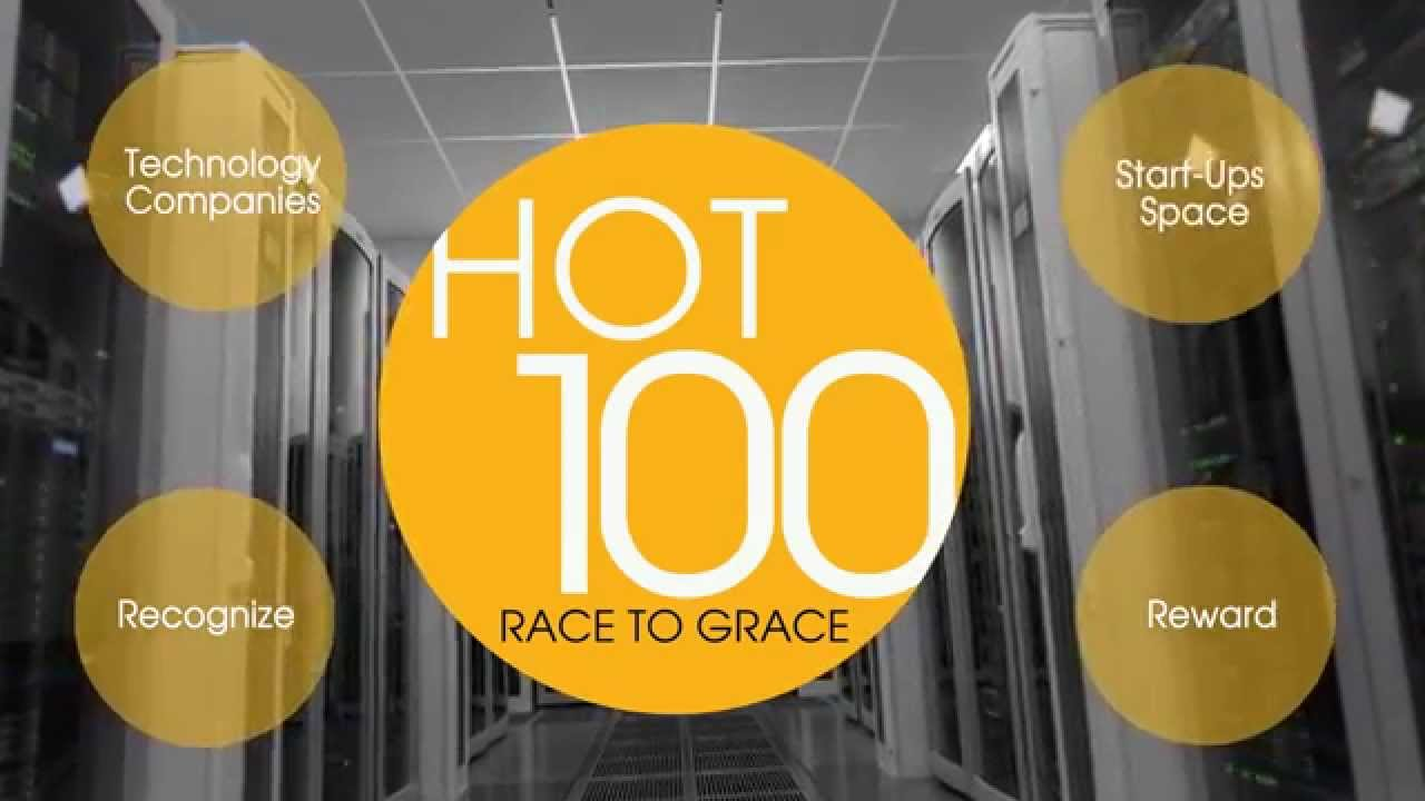 Hot100 Race to Grace 2017 award - Fusion Analytics World