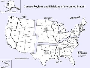 US Census Datasets