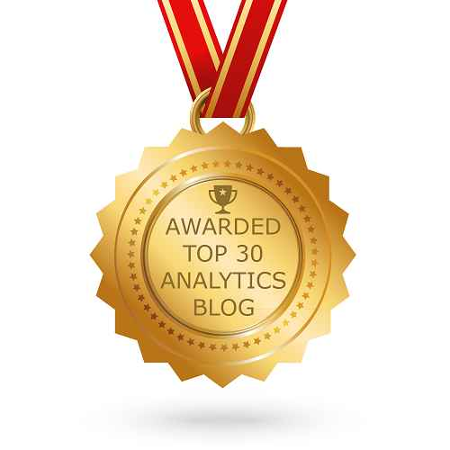Fusion Analytics World Awarded Top 30 Analytics Blog 2018